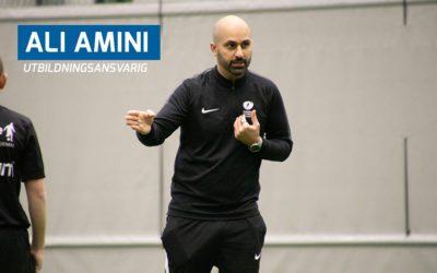 Ali Amini om kommande camper och träningsplanering