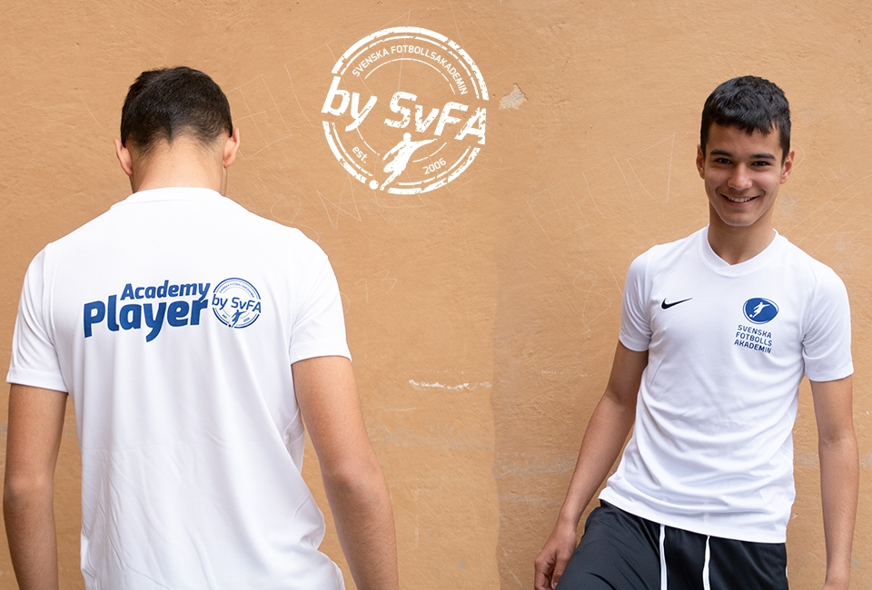 T-shirt | Academy Player by SvFA
