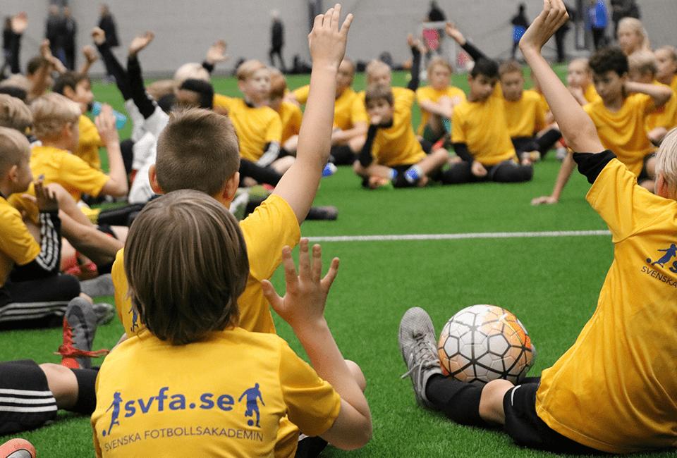 Svenska Fotbollsakademins Barnfond