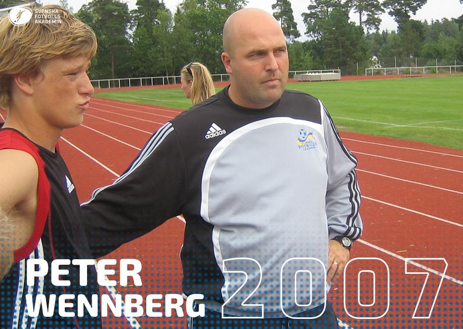 SvFA-resan med Peter Wennberg 2007