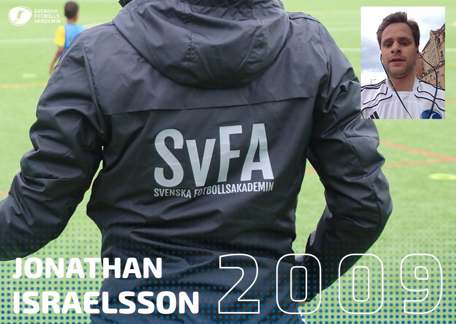SvFA-resan med Jonathan Israelsson 2009
