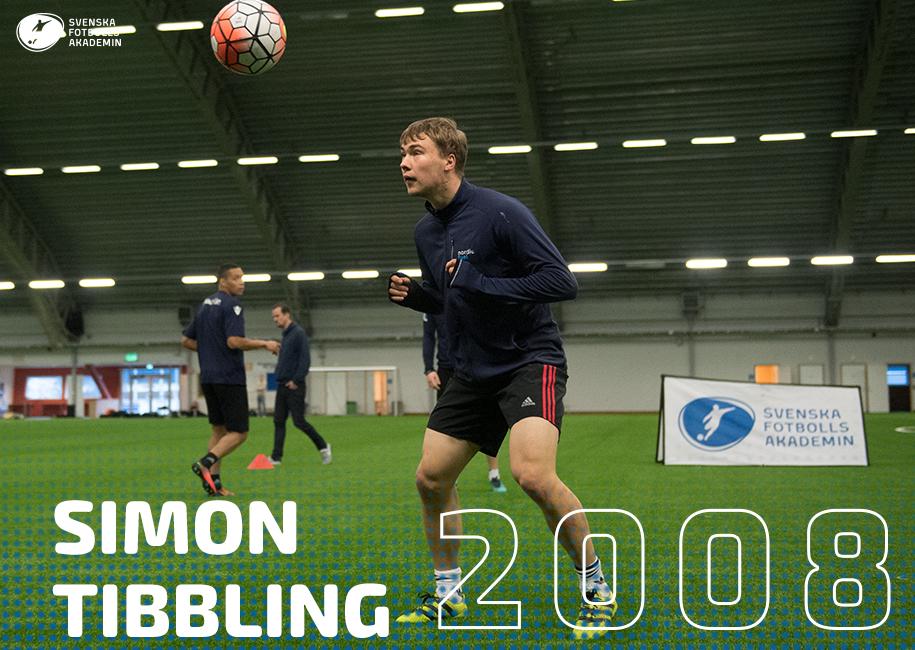 SvFA-resan med Simon Tibbling 2008